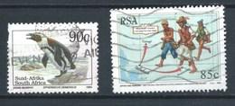 SUDAFRICA 1993 (O) USADOS MI-903+910 YT-820+827 VARIOS - Sud Africa (1961-...)