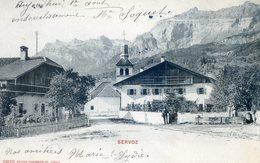 133B... SERVOZ - France