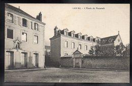 LAVAL 53 - L'Ecole De Nazareth - #B744 - Laval