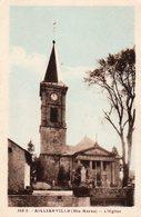 """52 -AILLIANVILLE (Hte. Marne) -- """"L'Eglise"""", édit: ?... - Other Municipalities"""