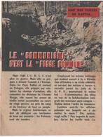 """WW2 - Le """"Communisme"""" C'est La """"fosse Commune"""". Avril 1943. Brochure De Propagande Anti-soviétique De 8 Pages - Documents Historiques"""