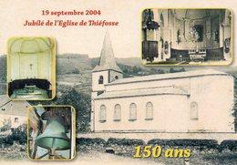 """88 -THIEFOSSE -- """"Eglise De Thiéfosse"""" ,édit:imp  Sailley - - Autres Communes"""