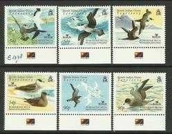 BRITISH INDIAN OCEAN TERRITORY   2007   BIRDS  SET  MNH - Birds