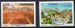 MONACO  N** 2778 2779 MNH - Monaco