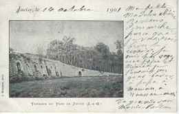 91 ( Essonne ) - Terrasse Du Parc De JUVISY - Juvisy-sur-Orge