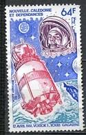 Nouvelle Calédonie - Neukaledonien Poste Aérienne 1981 Y&T N°PA212 - Michel N°(?) Nsg - 64f Y Gagarine Et Vostok 1 - Unused Stamps