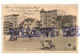 Côte Belge. La Panne. De Panne. Centre De La Digue. Animée. Hôtel Du Phare, Relais La Panne ... - De Panne