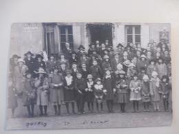 18 - CHER - QUINCY - Saint Vincent 1923 - Carte Photo - France