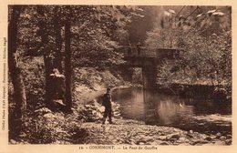 """88 -CORNIMONT --""""Le Pont Du Gouffre"""" ,édit:Bégel . - Cornimont"""
