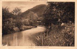 """88 -VAGNEY -- """"Le Pont Sur Le Bouchot"""" - Autres Communes"""