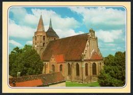 D1191 - TOP Gransee Kirche - Bild Und Heimat Reichenbach - Qualitätskarte - Gransee