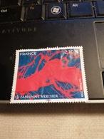 Fabienne Verdier (2019) - Used Stamps