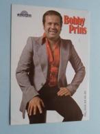 BOBBY PRINS ( Monopole ) FANCLUB DE KLINGE > Anno 19?? ( Zie Foto Voor Details ) ! - Photos