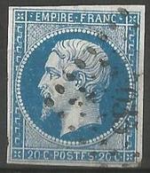 FRANCE - Oblitération Petits Chiffres LP 3035 St-CYPRIEN (Dordogne) - 1849-1876: Classic Period