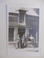 18 - CHER - QUINCY - Maréchalerie Vers 1935 - Carte Photo - Autres Communes