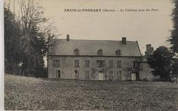 51 - ARCIS LE PONSART - Le Chateau Pris Du Parc - 5102 F - France