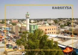 Somalia Somaliland Hargeisa Mosque Hargeysa New Postcard - Somalia