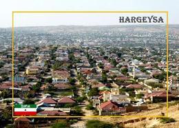 Somalia Somaliland Hargeisa Overview Hargeysa New Postcard - Somalia
