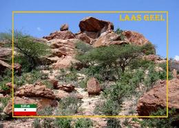 Somalia Somaliland Laas Geel Rocks New Postcard - Somalie