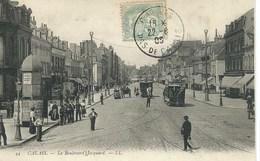 Calais - Le Boulevard Jacquard - Calais