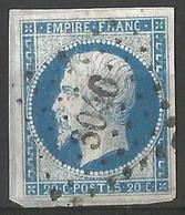 FRANCE - Oblitération Petits Chiffres LP 3046 St-DONAT (Drôme) - Storia Postale (Francobolli Sciolti)