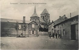 51 - LAVANNES - Kirche M.t Kaiser Wilhelm Gedenkstein  5108 F - Autres Communes