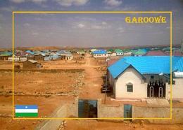 Somalia Puntland Garowe View New Postcard - Somalia