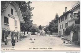 018 - Begnins Centre Du Village Hôtel Du Tilleul - VD Vaud