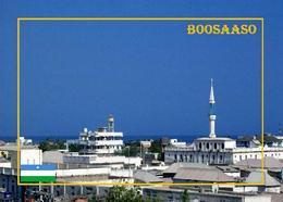 Somalia Puntland Bosaso View Mosque Boosaaso New Postcard - Somalia