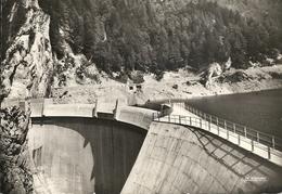 Le Barrage Du Chatelot - 25 - Doubs - Environs De Villers Le Lac - Autres Communes