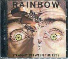 Rainbow - CD Album - Straight Between The Eyes - Hard Rock & Metal