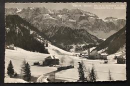 Wolkenstein In Gröden/ Dolomiten/ Dampfbahn/ Bitte Scan Beachten - Otras Ciudades