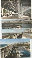33  CARTES   CPSM CARTES DENTELEES - Postcards