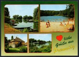 D1206 - TOP Premnitz - Bild Und Heimat Reichenbach - Qualitätskarte - Premnitz