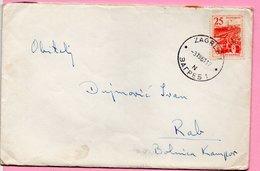 Letter - Postmark Zagreb, 3.12.1961., Yugoslavia - Unclassified