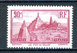 France   Y&T    290    XX    ---     MNH  --  TTB - France