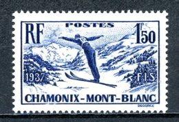 France   Y&T    334    XX    ---     MNH   ---   TTB - France