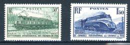 France   Y&T    339 - 340    XX    ---     Impeccables - France