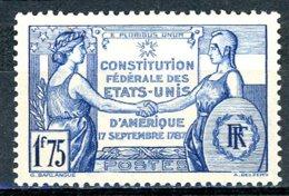 France   Y&T    357    XX    ---    MNH  --  Bel état - France
