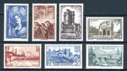 France   Y&T    388 - 394    XX    ---     MNH  --  Impeccables... - France