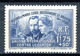 France   Y&T    402    XX    ---     MNH   ---   TTB - Nuovi