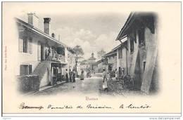 0161 - Trélex Circulée 1899 Très Animée - VD Vaud