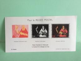 France (Georges De La Tour +polychrome Impression) 1966 Neuf (Y&T N°1479/1479b) - Coté 2,60€ - France