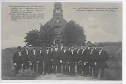 Bethune- La Confrérie Des Charitables De St-Eloi Devant La Chapelle De Quinty - Bethune