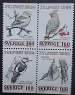 Schweden  Vögel 1984  ** - Vögel