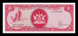 Trinidad & Tobago 1 Dollar L. 1964 (1977) Pick 30a SC UNC - Trinidad Y Tobago