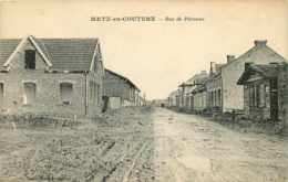 62 - Metz En Couture - Rue De Péronne - Ecrite En 1924 - Voir Scan Recto-Verso - France