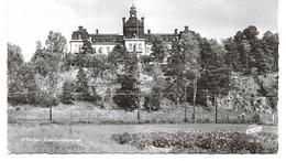 4190zi: AK Schweden, Gelaufen 1963, Spanga, Aderdomshemmet - Schweden