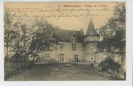 MONTIGNAC - Château De La FILOLIE - Francia