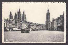 86605/ TOURNAI, Grand'Place, Cathédrale Et Beffroi - Tournai
